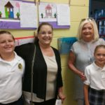 Dinah Jordan leads Grandparent's Club