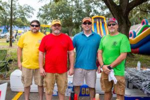 OLF Halloween Carnival 2017 Men's Club
