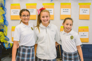 6th grade servers for grandparents day