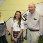Tour the school - Grandparents Day 2016